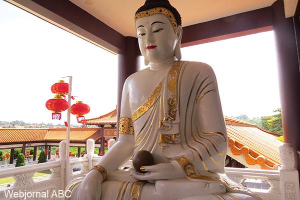 Templo Zu Lai - SP