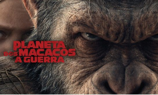 CineMaterna - Planeta dos Macacos