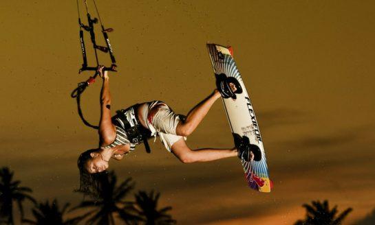 7 lugares inspiradores para o kitesurf
