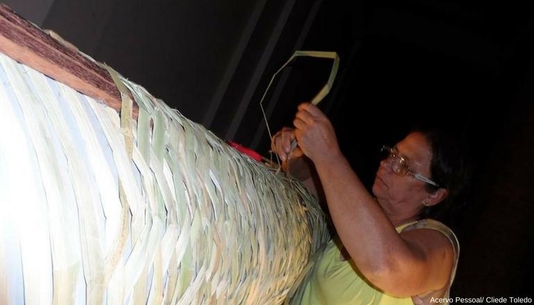 Cleide Toledo do Studio Palha Brasil