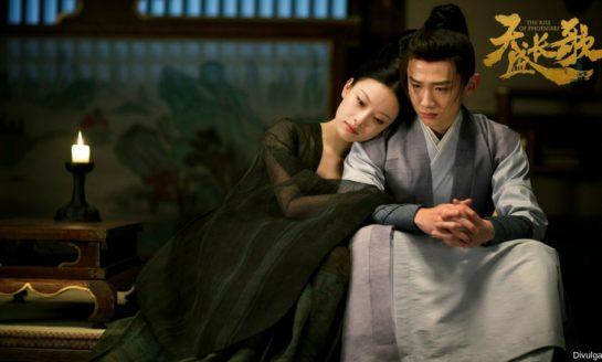 O AVANÇO DA FÊNIX   Amor e vingança na China medieval