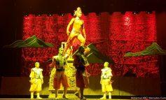 CIRCO DA CHINA faz estreia mundial de novo espetáculo no Brasil