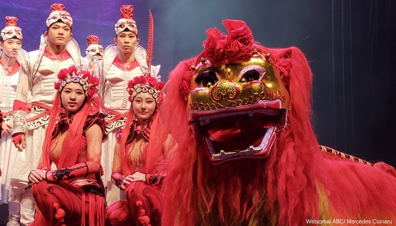 Circo da China - China Esplêndida