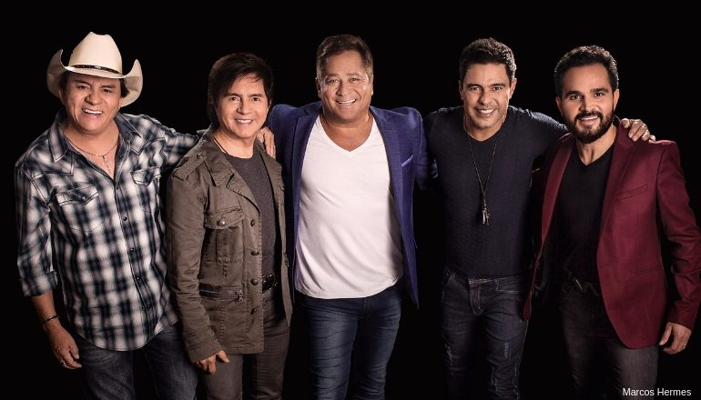 AMIGOS 20 ANOS | Sertanejos fazem turnê especial