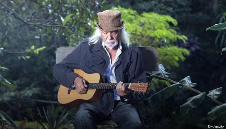 "ZÉ GERALDO – Show ""Hey, Zé!"" mistura rock e folk"