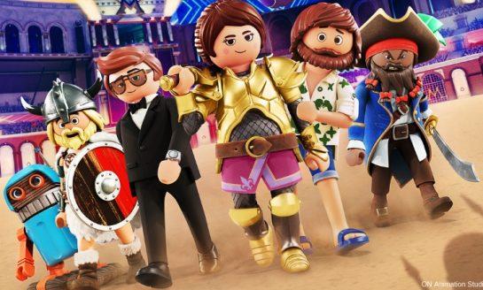 PLAYMOBIL - O FILME   Enredo explora jornada de Marla e Charlie - Veja o trailer
