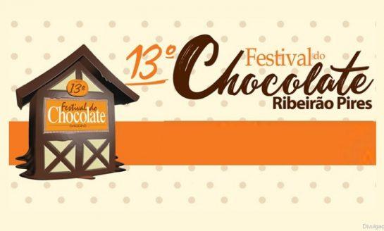 FESTIVAL DO CHOCOLATE DE RIBEIRÃO PIRES | Sabores e sons marcam a festa