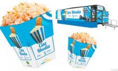 CINE RHODIA | Caminhão se transforma em cinema com programação gratuita