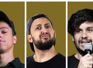 COMÉDIA AO VIVO | Léo Ferreira, Guto Andrade e Luca Mendes trazem mais humor
