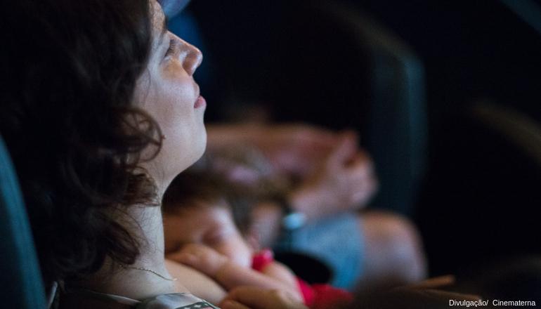 CINEMATERNA | Sessões em agosto