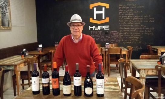 VINHO FILOSÓFICO | Humberto Pastore promove encontro na Hype