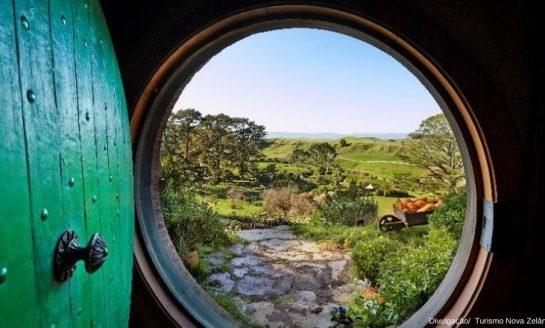 """Nova Zelândia   Conheça cenários de """"O Senhor dosAnéis"""""""