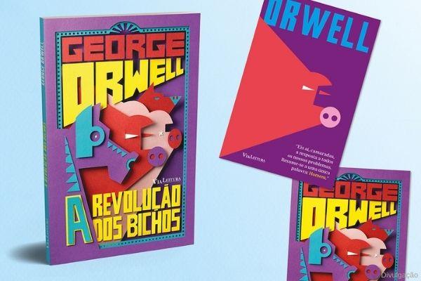 George Orwell | Clássicos ganham edições especiais - Grande ABC Cultural